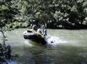 Rafting para familias en el Ebro