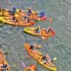 Descenso en Canoas por aguas tranquilas - Valencia